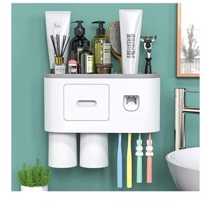 🆕️ Toothbrush Holder Wall Mounted